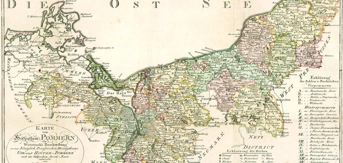 My Pomerania German And Polish Genealogy Pomerania